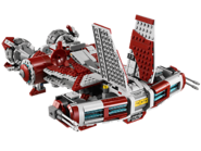 75025 Corvette Jedi de classe Défenseur 3