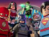 LEGO DC Comics Super Heroes: Justice League and Mystery Incorporated: Curse of Hiccupiter and Asteroid