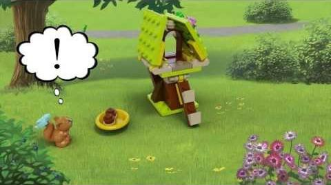 LEGO Friends Animals Squirrel