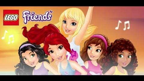 LEGO Friends Friends Are Forever (Official)