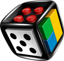 LEGO Games die