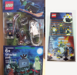 Minifigures Set Both