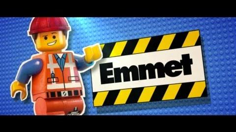 The LEGO Movie - Meet Emmet