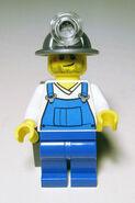 4201 6 Bergarbeiter