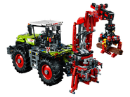 42054 CLAAS XERION 5000 TRAC VC 3