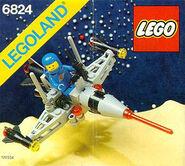 6824 Space Dart-I