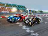 75881 Ford GT 2016 & Ford GT40 1966