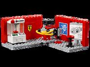 75882 Le centre de développement de la Ferrari FXX K 4