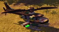 Mandarin's Helicopter