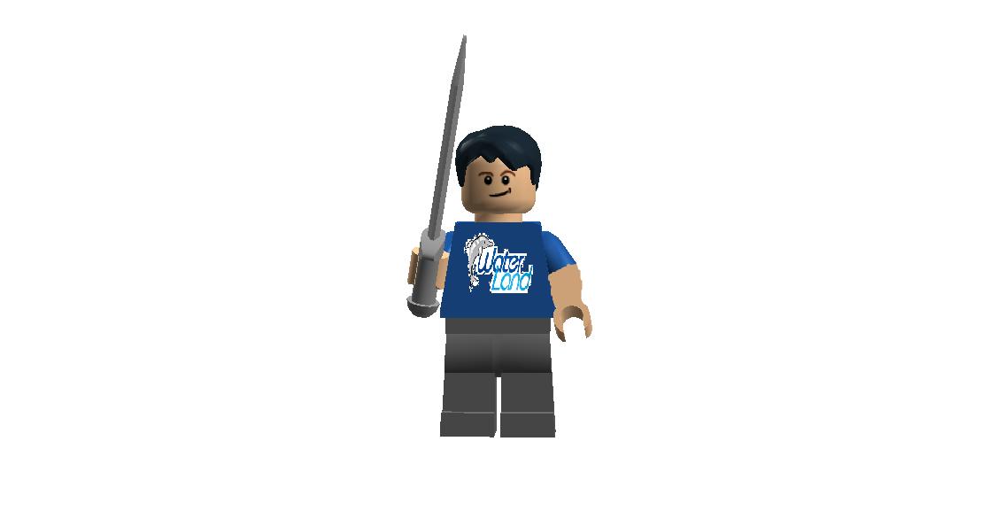 Image - Percy Jackson Waterpark Disaster.png   Brickipedia ...  Lego Percy Jackson Luke