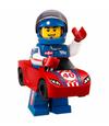 Série 18 Homme voiture de course