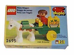 2695 Pony Wagon