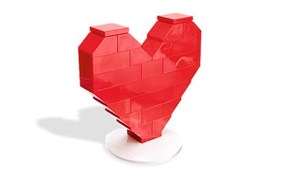 40004 Heart