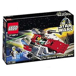 7134-2 A-wing Fighter