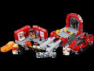 75882 Le centre de développement de la Ferrari FXX K