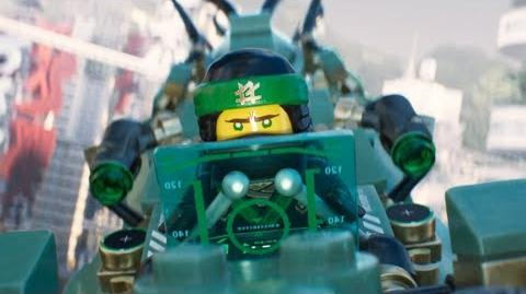 Kicks & Bricks Making The Lego NINJAGO Movie