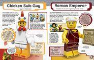 LEGO Minifigures Character Encyclopedia 7