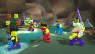 LEGO Ninjago L'Ombre de Ronin 1