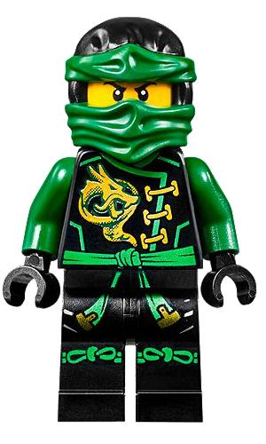70755 - Minifig Figur Anacondrai Ninja Krieger 70755 LEGO Ninjago Kapau