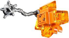 Orange Kryptomite