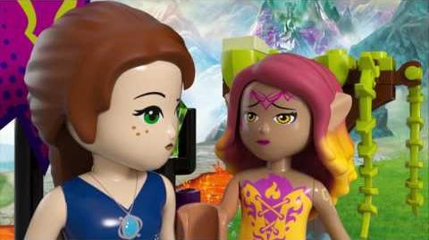 Queen Dragon's Rescue - LEGO Elves - 41179