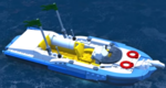 Speed Boat (Lego The Incredibles)