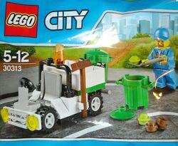 30313 Garbage Truck