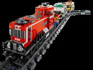3677 Train de marchandises rouge 3
