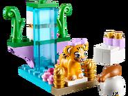 41042 Le tigre et son temple asiatique 2