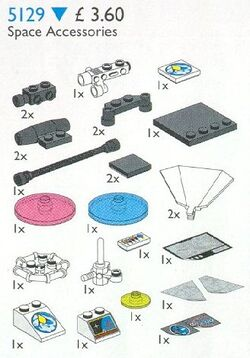 5129 Space Accesories