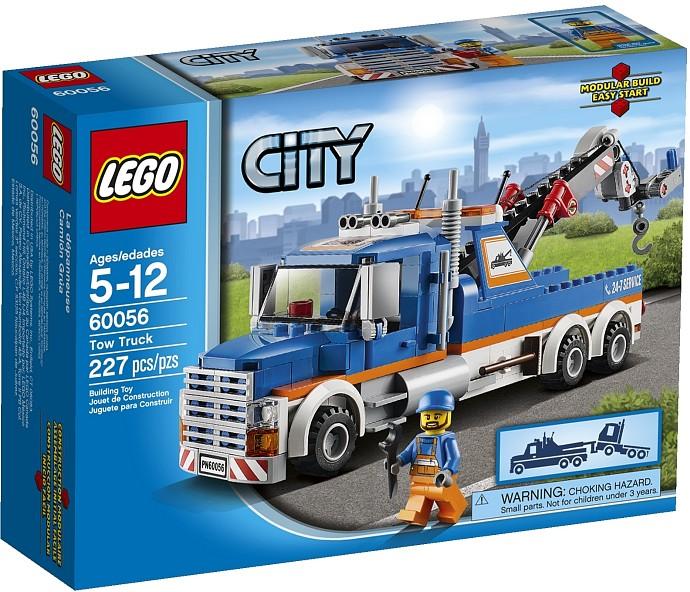 Powered TruckBrickipedia By Fandom Tow 60056 Wikia 3Rj45ALq