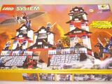 6093 Flying Ninja Fortress