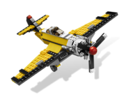 6745 L'avion à hélice