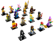 71007 Minifigures Série 12 2
