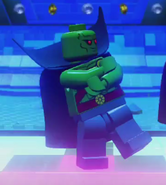 Dimensions Martian Manhunter