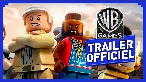 LEGO Dimensions - Qui Est Le Nouveau ? B. A. Barracuda - Trailer Officiel (VF)