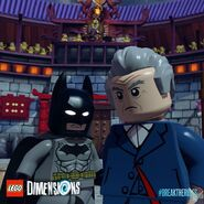 LEGO Dimensions Batman Docteur