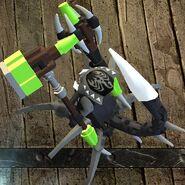 LOCO-Scutter Minifigurine