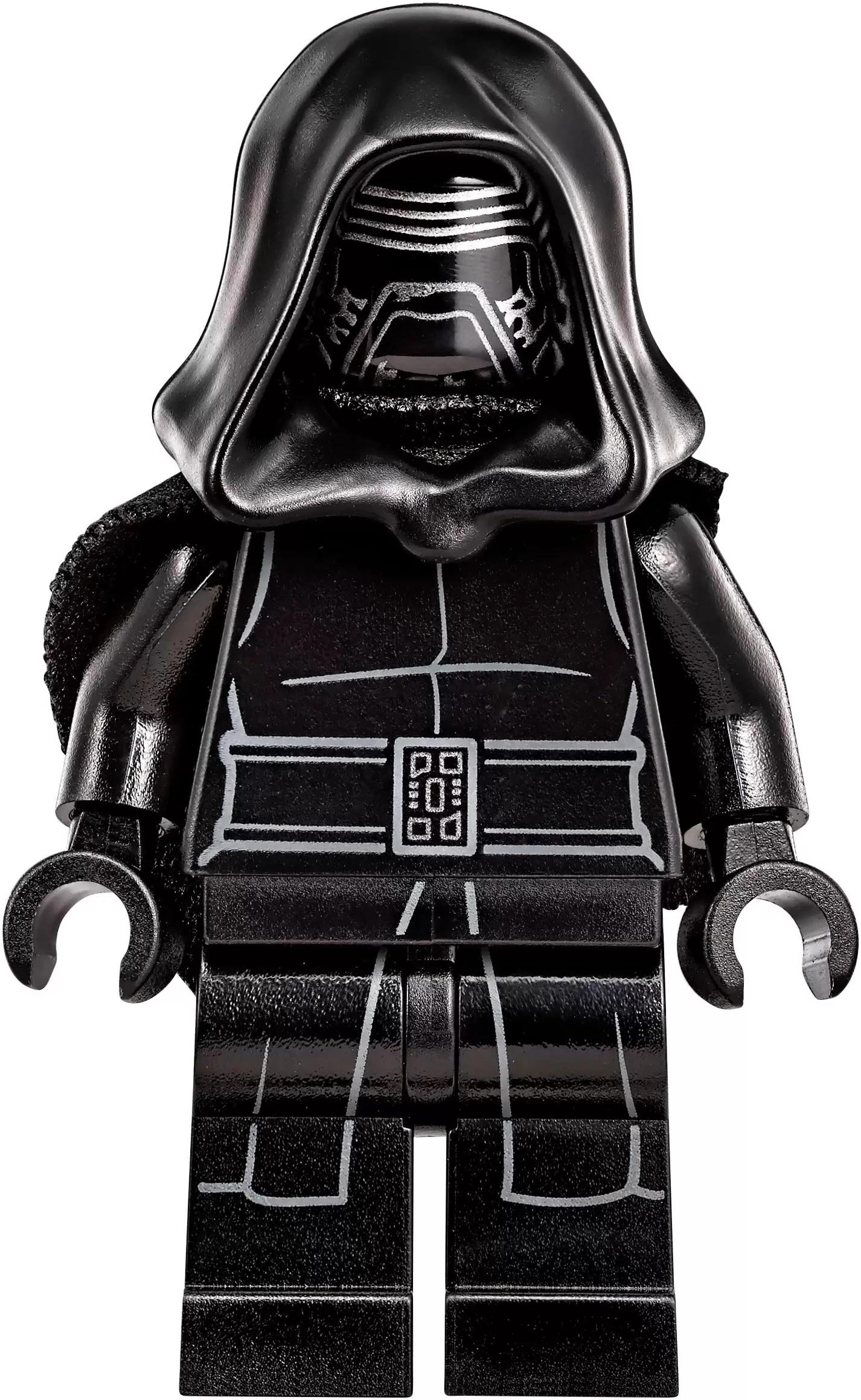 The Force Awakens Hooded Kylo Ren Star Wars