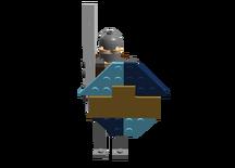 Miniland knight