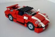 Roter Sportwagen 5867 1