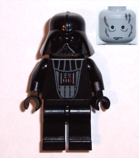 Darth Vader Brickipedia Fandom Powered By Wikia