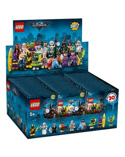 The LEGO Batman Movie Series 2 Box