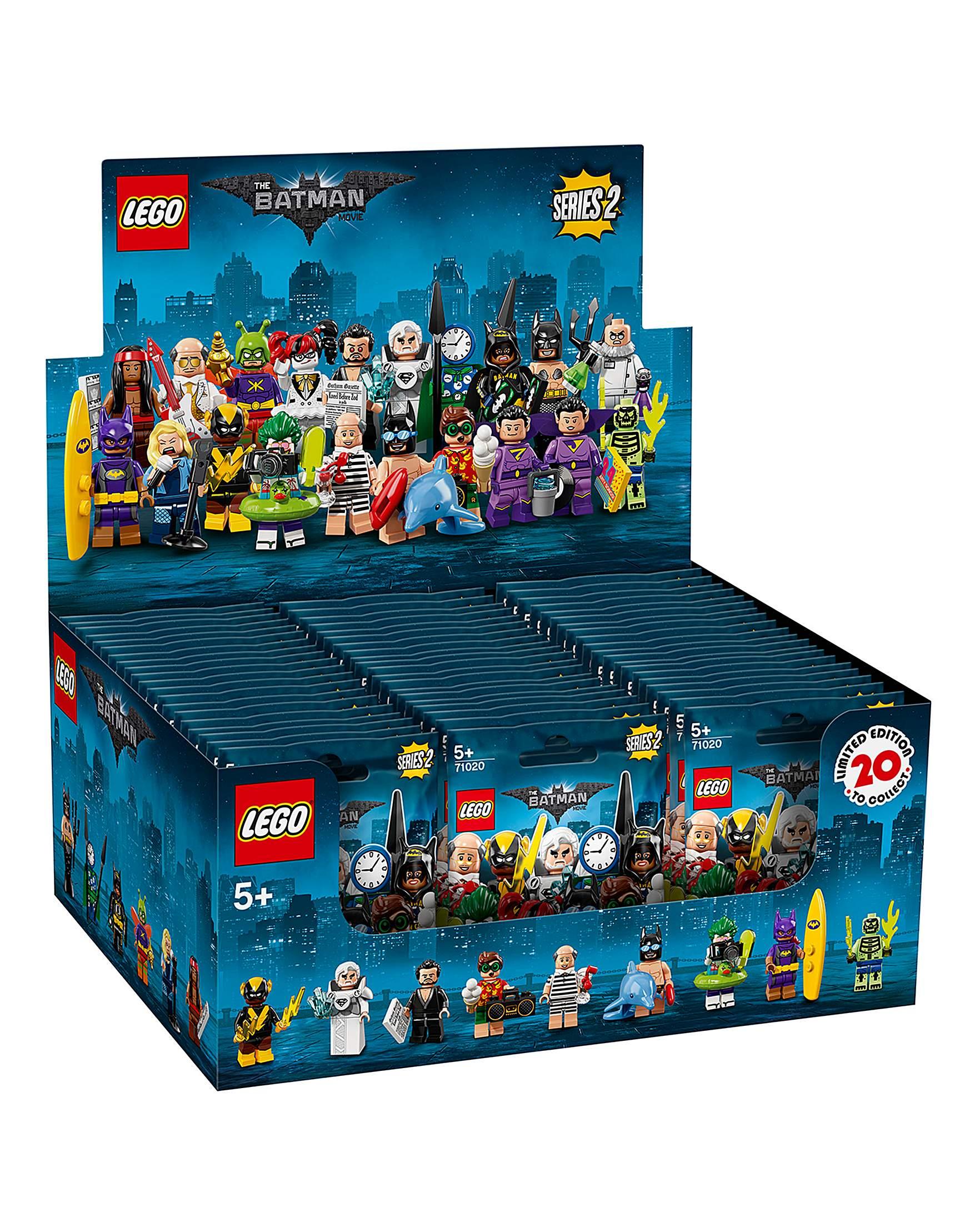 71020 The LEGO Batman Movie Series 2   Brickipedia   Fandom