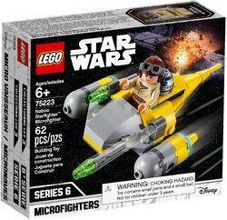75223 Naboo Starfighter Microfighter Box