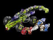 9445 L'attaque du buggy Fangpyre