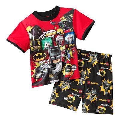 LEGO Batman Pajama Set 1  510f3a35e