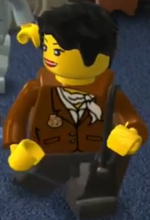 Female Cop Detective 1