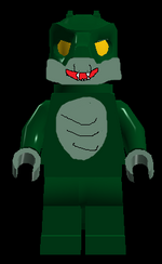 Ghost of Gator Ghoul