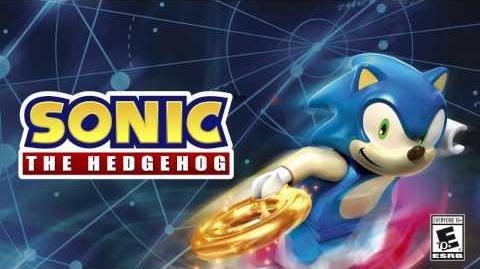 LEGO Dimensions Sonic Spotlight